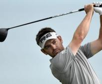 Make mine a double: Oosthuizen