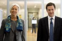 IMF warns about Brexit danger to UK economy