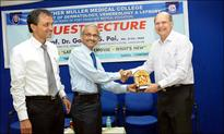 M'luru: Guest lecture on laser hair reduction conducted at FMMC