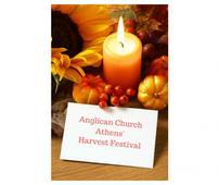 St Paul's Anglican Church Harvest Festival