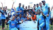 BCCI congratulates team India for lifting T20 Blind World Cup for the second time