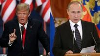 Russia says it is not disappointed by how ties with US are developing under Trump