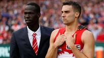 Xavier Richards to play for Sydney in 2017, just not for the Swans