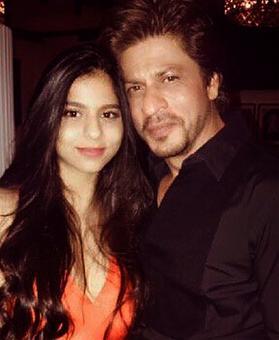 Suhana, SRK's daughter, to make Bollywood debut