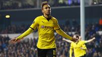 Dortmund forward Pierre-Emerick Aubameyang will leave if Real Madrid come calling