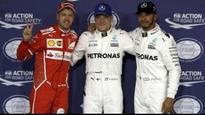Abu Dhabi Grand Prix: Bottas beats Hamilton in a record-breaking lap to take pole position