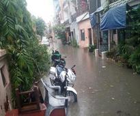 A rainy day for Noidaiites