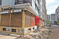 Eviction drive stumbles at Banasree