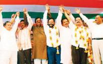 Umaballav, several others join Congress