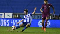 Watch | FA Cup: Will Grigg helps Wigan Athletic sink Manchester City's quadruple dream