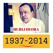 Former Union Minister Murli Deora dies at 77 after prolonged illness
