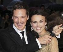 British stars Benedict Cumberbatch, Keira Knightley back staying in EU