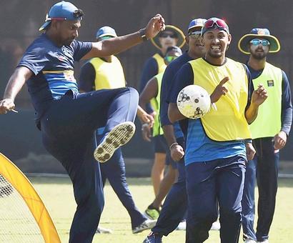 Can Sri Lanka break their Test duck in India?