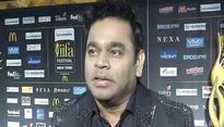 AR Rahman says it didn't 'rain' on his IIFA 2017 parade