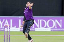 Yorkshire suffer Tim Bresnan setback