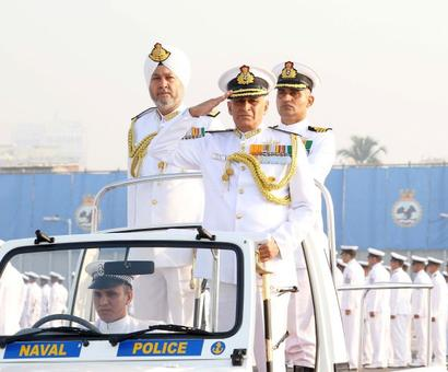 Indian Navy capable of tackling every situation, says Admiral Lanba