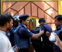 Death of Dhaka cafe terror plotter in raid will boost sagging image of police