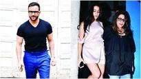 Amrita Singh called Saif Ali Khan to gell him she doesn't appreciate his comments about Sara Ali Khan's acting debut