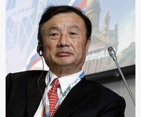 Huawei boss shares his recipe for success