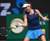 One step at a time for in-form Konta at Australian Open