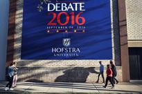 Were Live Fact-Checking the First Presidential Debate