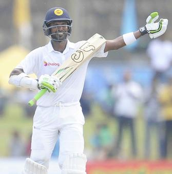 Bangladesh begin tough chase after Tharanga ton