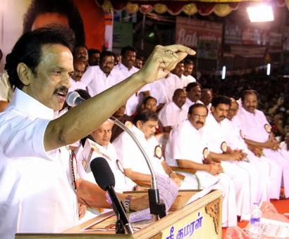 Stalin alleges cash-for-vote in RK Nagar, says AIADMK paid 100 crores