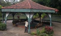 In Mumbai: Cooperage garden in for a renovation