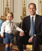 Prince William's clever parenting trick for soothing Prince George