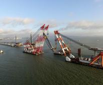 Hong Kong-Zhuhai-Macao Bridge inches toward completion