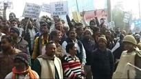 Rahul Gandhi forced to cancel some programmes in Amethi following BJP protest