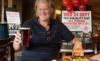 J D Wetherspoon chairman says Brexit is new Magna Carta