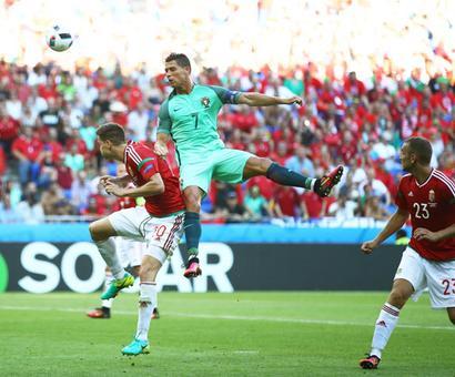 Cristiano Ronaldo's five records in Euro history