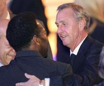 Pele remembers Johan Cruyff as the man who changed the way football was played