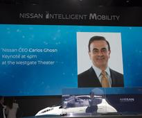 Nissan CEO Announces Partnerships To Deliver Zero-Emissions, Zero-Fatality Mobility