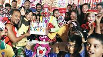 Circus Day held with joy in city