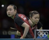 Teen star Ito leads Japan to team table tennis bronze
