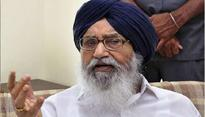Punjab Polls: State has rejected Congress before, will do again, says Parkash Badal
