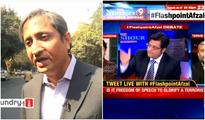 Ravish on 'traitors': Is this the greatest retort to Arnab Goswami?