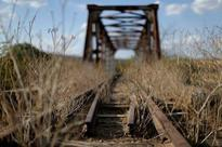 WIDER IMAGE - Railway to nowhere shows Brazil's infrastructure woes