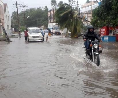 Rains kill 8 in TN, Kerala; Cyclone Ochki heads to Lakshadweep