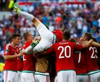 Zoltan Gera wins Euro 2016 goal of the tournament after stunning strike in Hungary's draw with Portugal