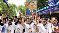 Dalits, activists celebrate Ambedkar Jayanti