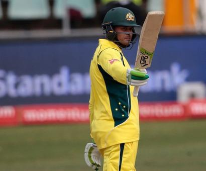 Smith and Khawaja ease Australia to win over Ireland