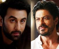 Will Ranbir Kapoor join Shah Rukh Khan as a hit romantic hero this Diwali?