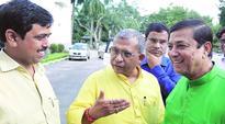 Congress asks Manas Bhunia to clarify if he has joined Trinamool