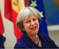 1 billion pound in deals from PM Theresa May's trade mission to India
