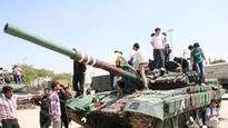 Pune University leads the way, gets tank used in 1971 war