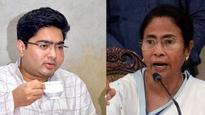 'Maa Mati Manush', Mamata Banerjee's favourite slogan, is the name of a private company owned by her nephew