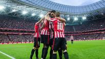 Athletic Bilbao leapfrog Eibar with easy win; Malaga deny Valencia